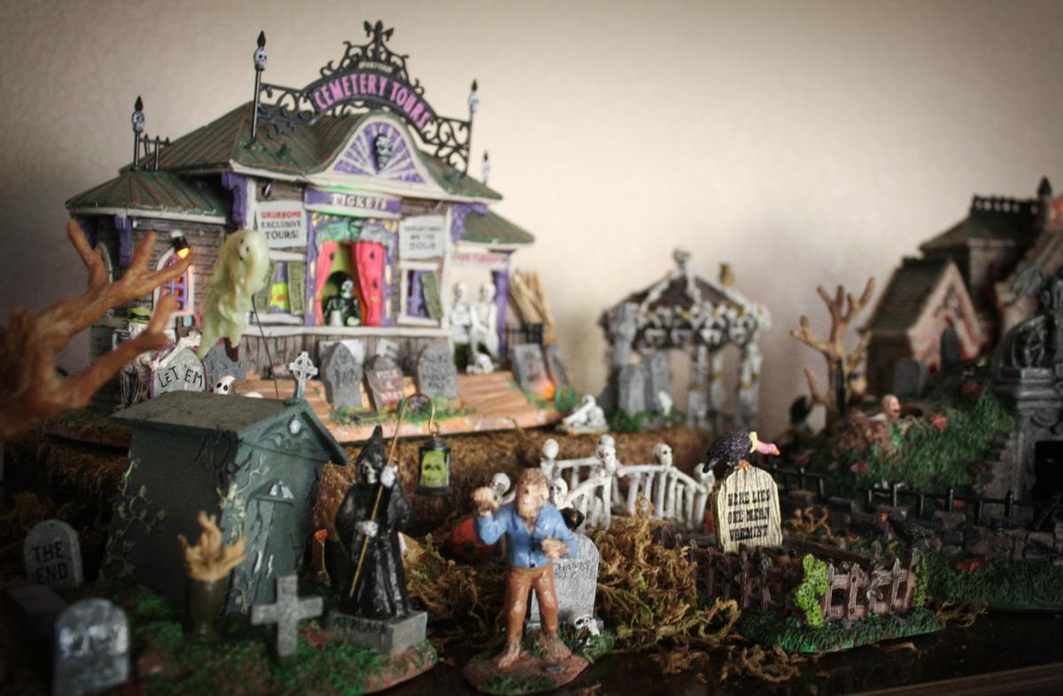 Halloween Village
