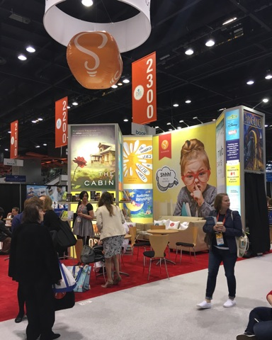 BEA Sourcebooks Booth