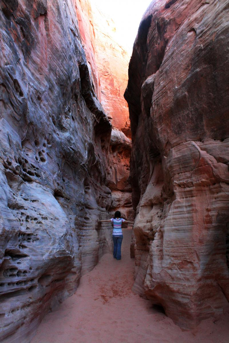 Exploring the Valley of Fire